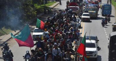 Masivas movilizaciones de la Minga social en Colombia