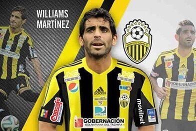 Se habría suicidado Williams Martínez ex jugador del Deportivo Táchira