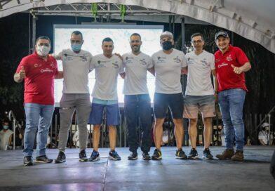 Exitoso acto inaugural de la XXVI Vuelta Colombia Master