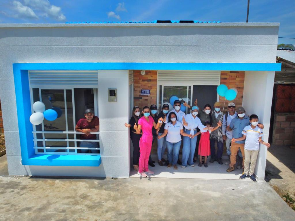 Favorecen a familias vulnerables de Aguazul