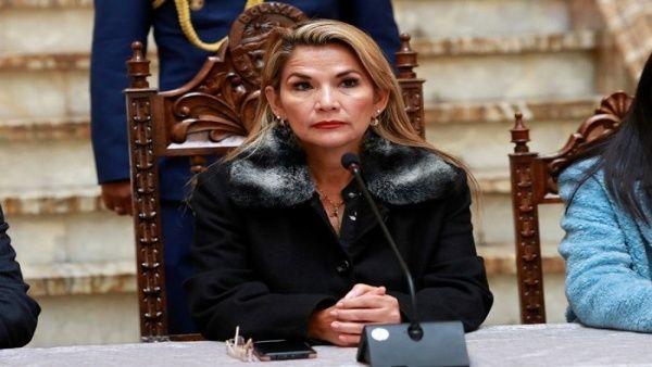 Tribunal boliviano sentencia que auto proclamación de Jeanine Áñez fue inconstitucional